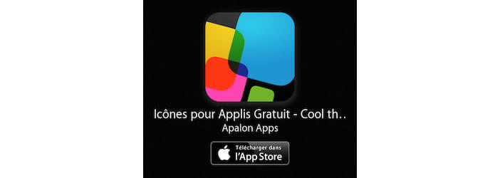 Télécharger l'application App Icons Free sur l'App Store