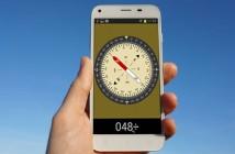 Utiliser son smartphone Android comme boussole