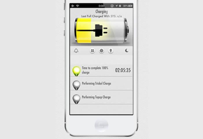 Contrôler l'autonomie de votre smartphone Apple