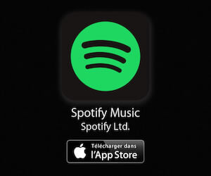 Spotify - Application pour iPhone et iPad