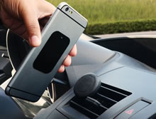 Support magnétique pour voiture