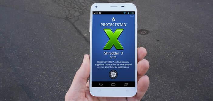Supprimer définitivement les données sensibles de votre mobile Android