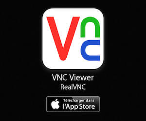 VNC Viewer pour iPhone et iPad