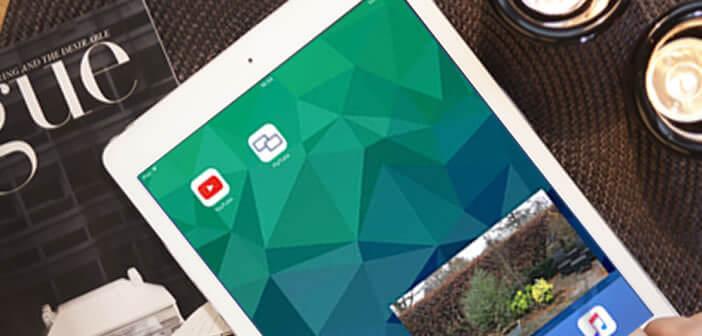 Visionner une vidéo YouTube en arrière plan sur la tablette iPad