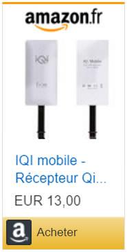 iQi mobile disponible sur Amazon