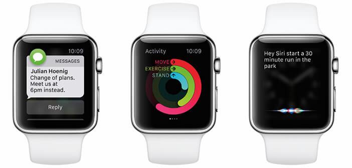 Sécuriser vos données personnelles sur l'Apple Watch