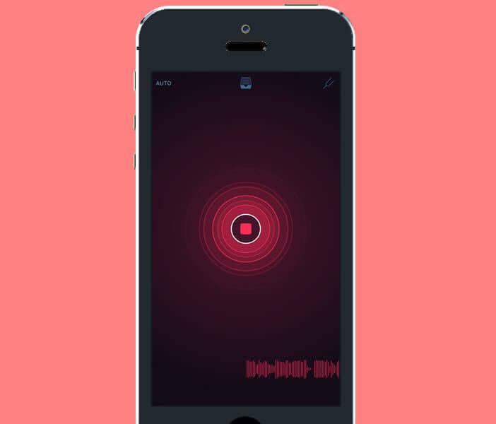 Conserver une trace audio de vos mélodies