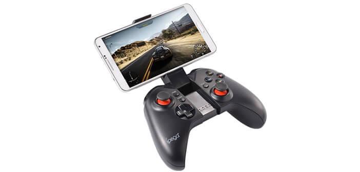 Manette de jeux pour smartphone Android