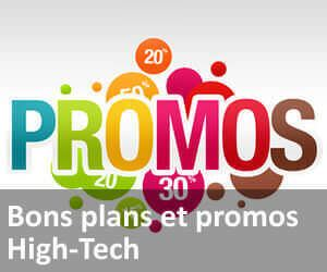 bons plans et promos high-tech