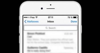 Récupérer un e-mail supprimé par erreur sur l'iPhone