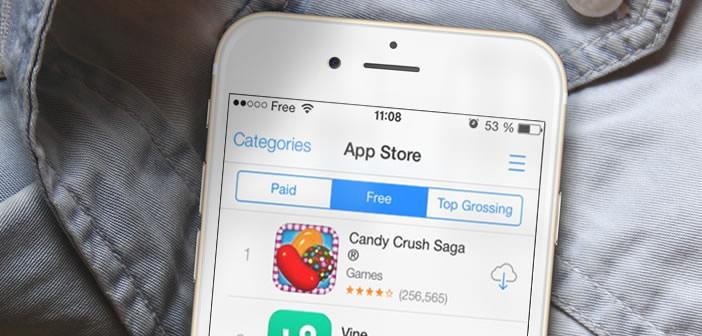 Récupérer les achats intégrés sur iPhone et iPad