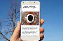 Comment enregistrer un article sur Android pour le lire plus tard