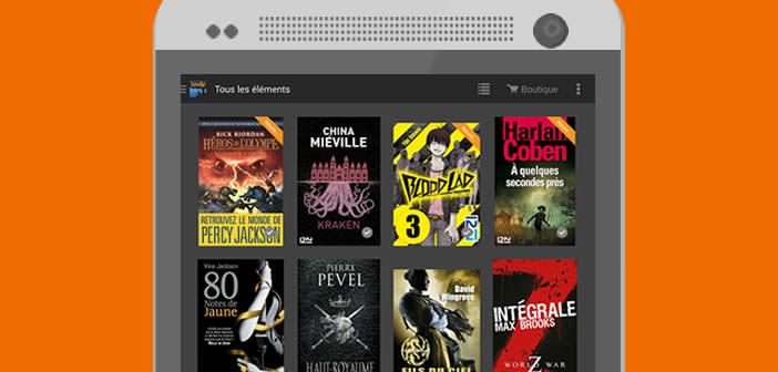 télécharger des ebooks gratuits sur votre smartphone Android
