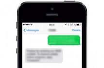iPhone: activer les accusés de réception pour les SMS