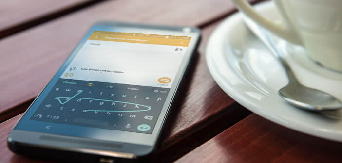 Clavier alternatif pour mobile Android