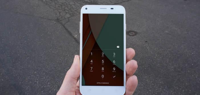 Débloquer l'écran de verrouillage d'Android en cas d'oubli du code