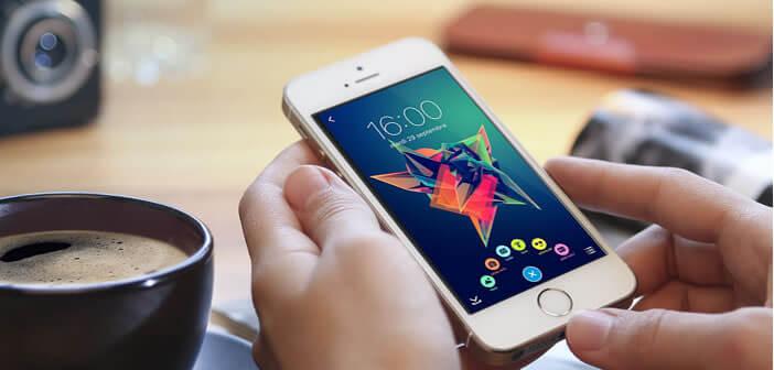 Belle 50 fonds d'écran pour iPhone et iPad LF-09