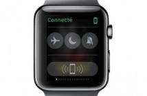 Localiser votre iPhone grâce à votre Apple Watch