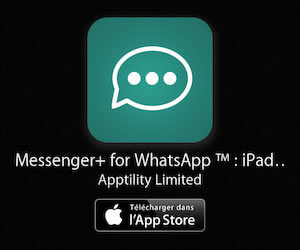Télécharger Messenger+ for WhatsApp pour iPad