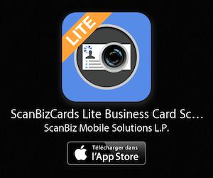 ScanBizCards A Telecharger Sur LApp Store
