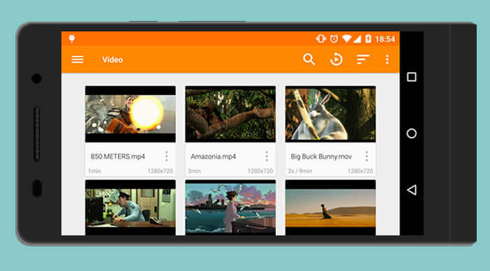 Lecteur multimédia VLC for Android