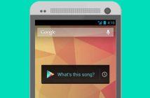 Top 3 des applications de reconnaissance musicale sur Android