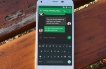 Chomp SMS pour Android