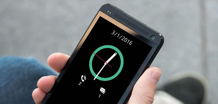 Afficher en permanence les notifications sur votre smartphone Android