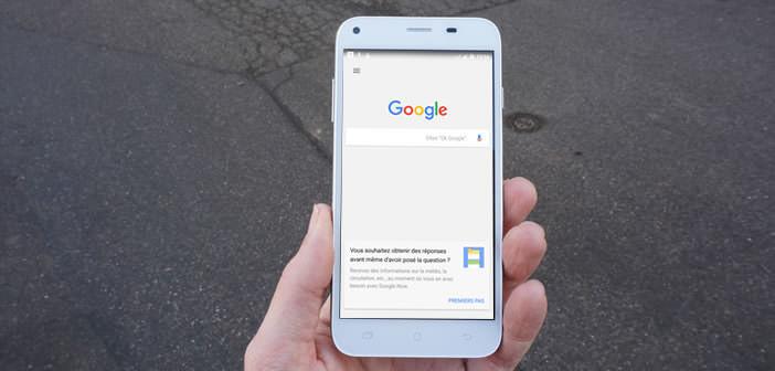 Activer Ok Google sur un mobile Android
