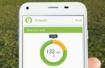 Comment utiliser S Health l'application santé de Samsung