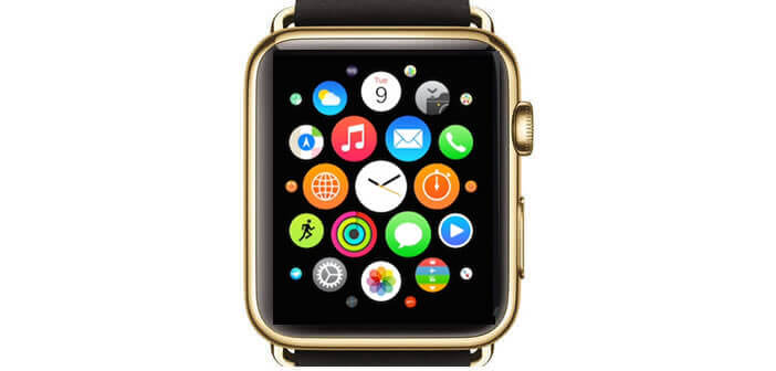 Méthode pour supprimer des applications de l'Apple Watch