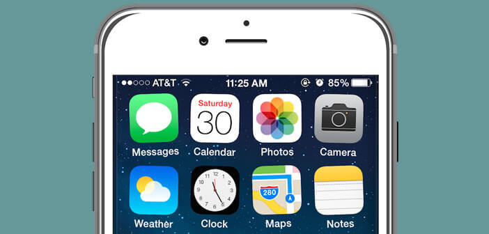 Bloquer la synchronisation automatiques des applications avec iTunes