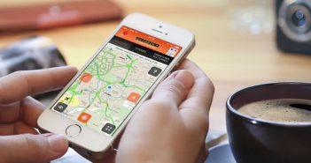 Application Sytadin pour connaître l'état du trafic routier