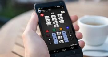 Télécommande Android pour télévision Samsung