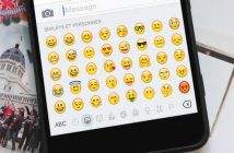 iPhone: comment activer le clavier emoji