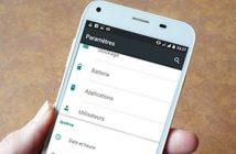 Comment activer le contrôle parental sur une tablette Android