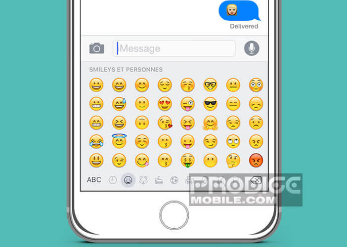 how to get emojis on iphone 5s
