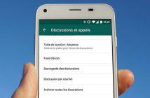 Sauvegarder vos messages WhatsApp dans le cloud