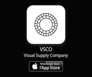 Télécharger VSCO Cam depuis l'App Store d'Apple