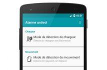 Installer une alarme antivol pour protéger son mobile Android