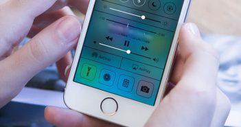 Bloquer la rotation automatique de l'écran de l'iPhone