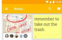 Ajouter un bloc note à son téléphone Android