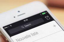 Comment ajouter un rappel sur iCloud