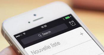 Créer des rappels sur iCloud pour les synchroniser sur vos appareils