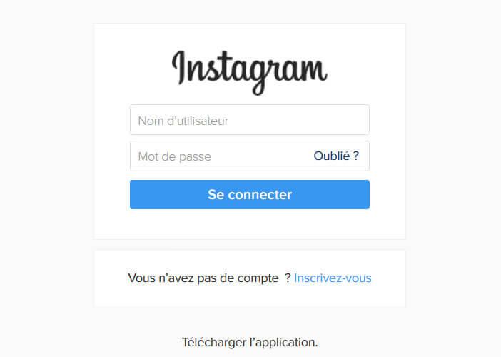 Effacer définitivement toutes les photos et les vidéos de votre page Instagram