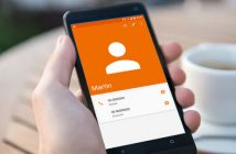 Comment partager une fiche contact par SMS