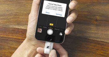 Etendre les capacité de stockage de l'iPhone