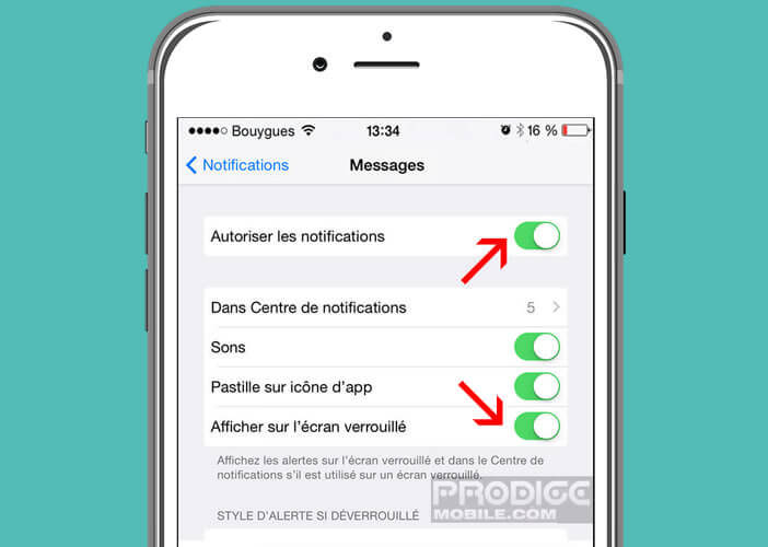 Comment Repondre A Un Sms Sans Deverrouiller Son Iphone