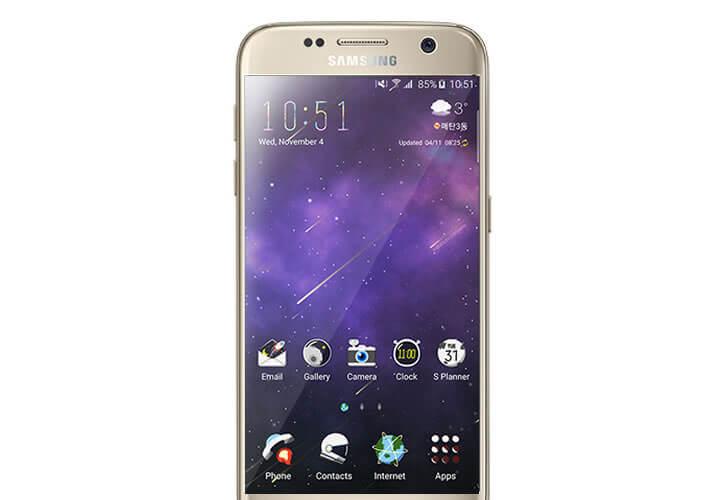 Personnaliser l'interface de votre Samsung Galaxy