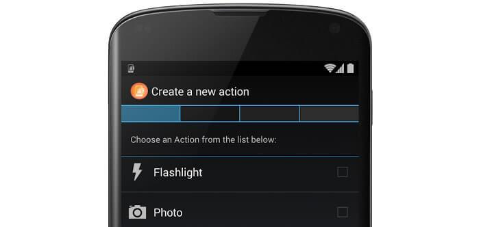 prendre une photo sur le vif avec un mobile android